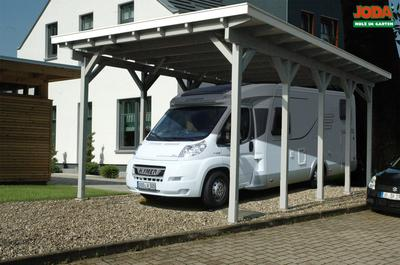 carport standard baus tze carport f r caravan wohnmobil erfurtholz. Black Bedroom Furniture Sets. Home Design Ideas