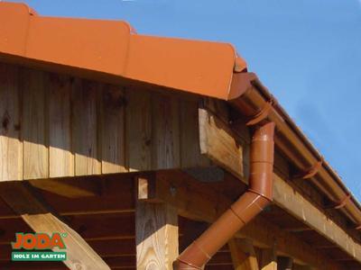 Satteldachcarport mit ° neigung carport würzburg erfurtholz