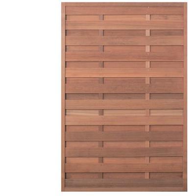 sichtschutzelemente sichtschutz bangkirai 120x180cm. Black Bedroom Furniture Sets. Home Design Ideas