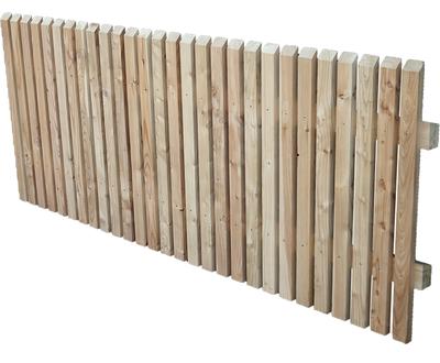 Zäune - Holzzaun europäische Lärche unbehandelt - erfurtholz