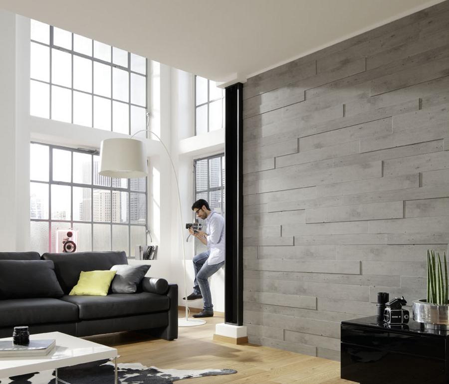 3d wandpaneele steinoptik die 25 besten ideen zu - Wandbelag steinoptik ...