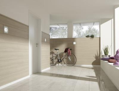 paneele f r wand und decke meister paneele terra dp 200 mit oberfl chenstrukturen erfurtholz. Black Bedroom Furniture Sets. Home Design Ideas