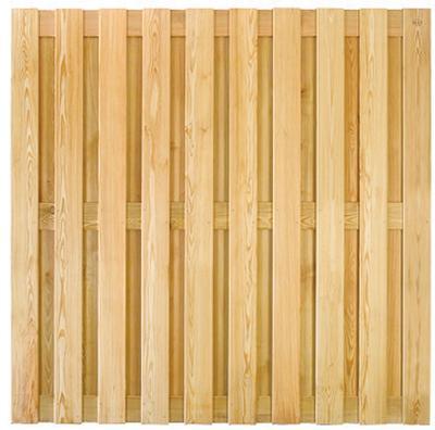 sichtschutzelemente newa bretterzaun blickdicht aus sib l rche breit 180 cm erfurtholz. Black Bedroom Furniture Sets. Home Design Ideas